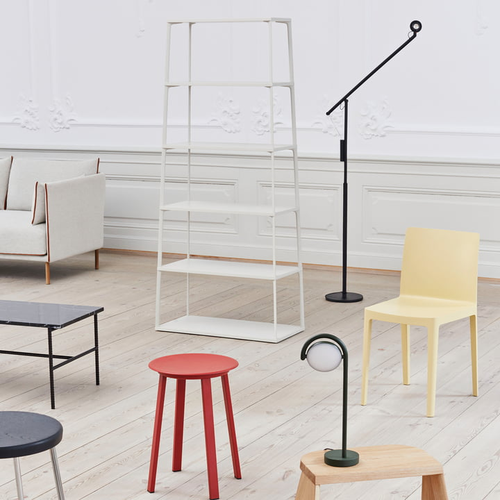 L mentaire chair by hay connox for Hay design milano