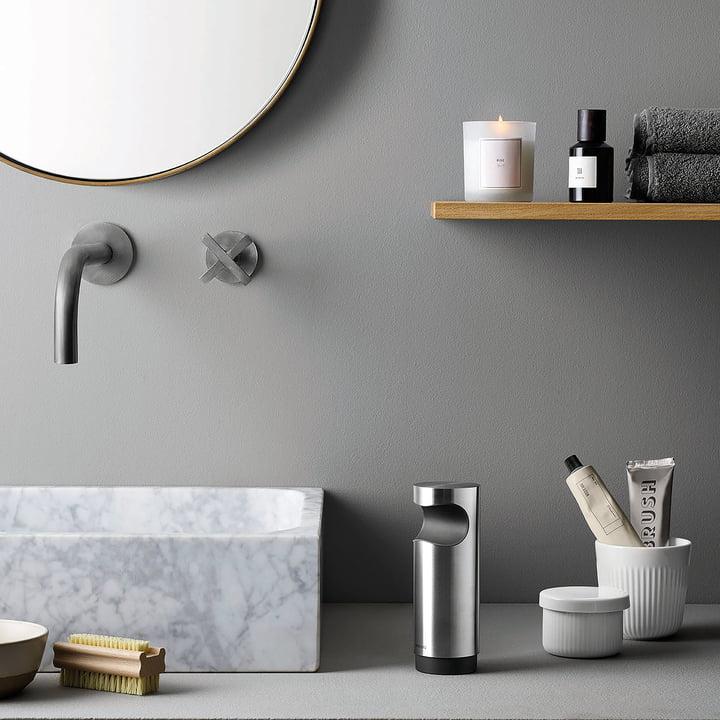 eva solo s soap dispenser by eva solo connox
