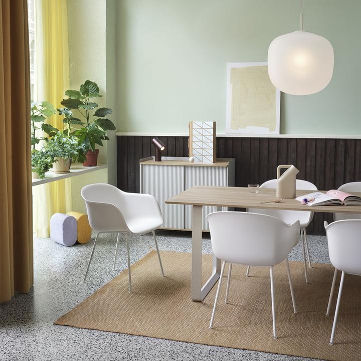 Muuto - Fiber chairs