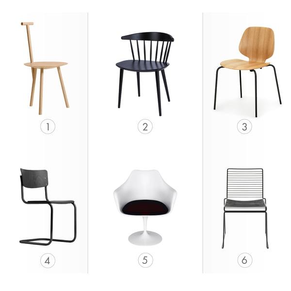 PUK chairs