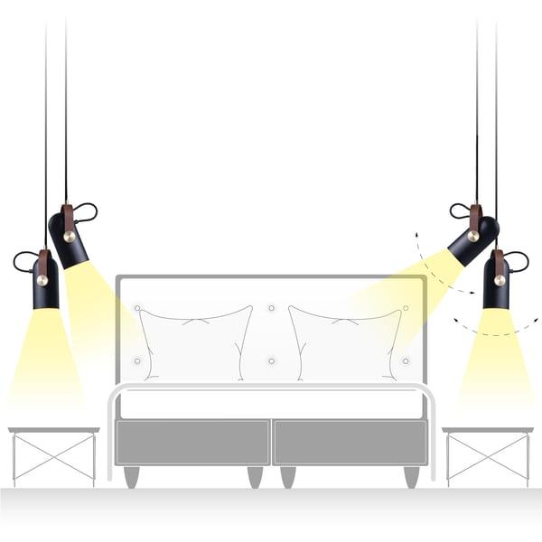 PUK pendant luminaires