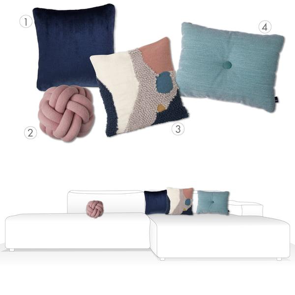 PUK cushion