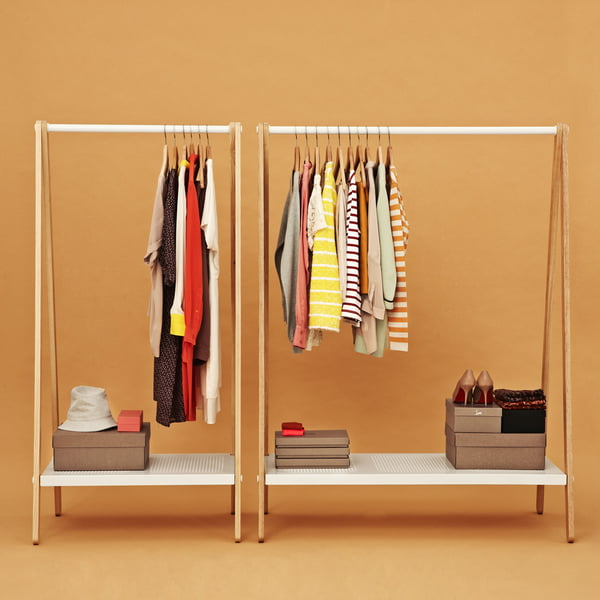 Toj coat rack by Normann Copenhagen