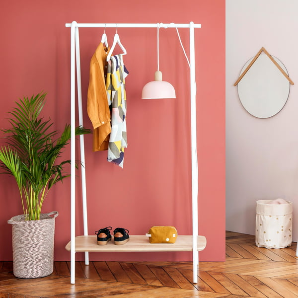 Lucien coat rack from Hartô