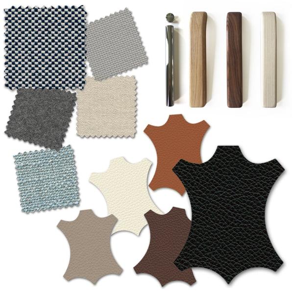 Sofa Graphic 2 - Materials