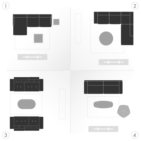 Sofa Graphic 5 - Variants