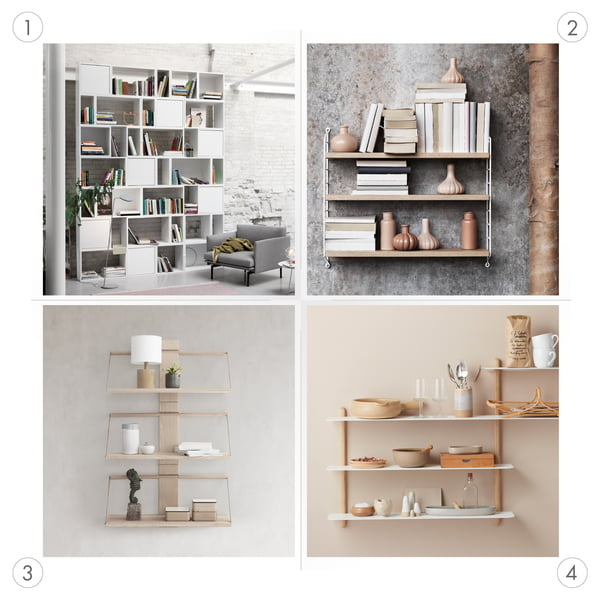 Shelves / Inspiration